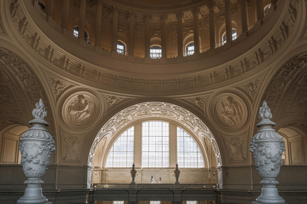 San Francisco City Hall will re-open on June 7, 2021
