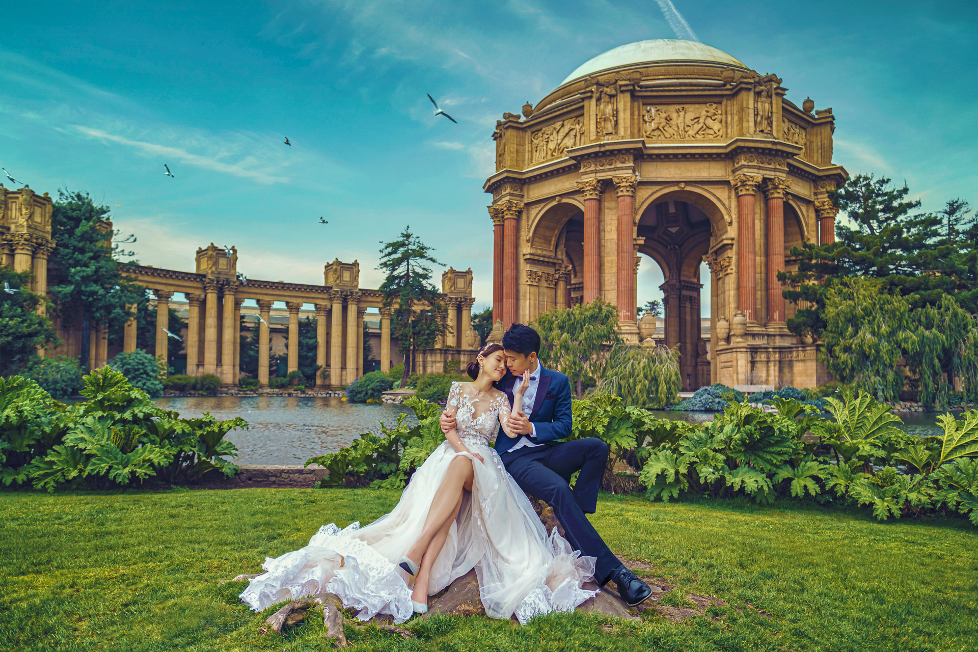 pre wedding photoshoot in san Francisco